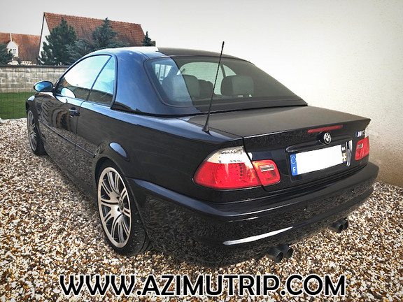 [AUTO] Rallye Azimutrip en BMW M3