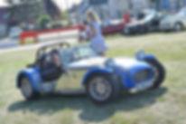 Photo rallye caterham seven 275 485 csr 485 motorsport ile de france