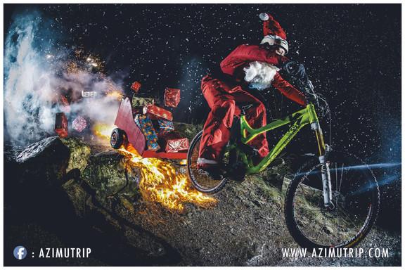 [AZIMUTRIP] Cadeau de Noël Extra FUN !