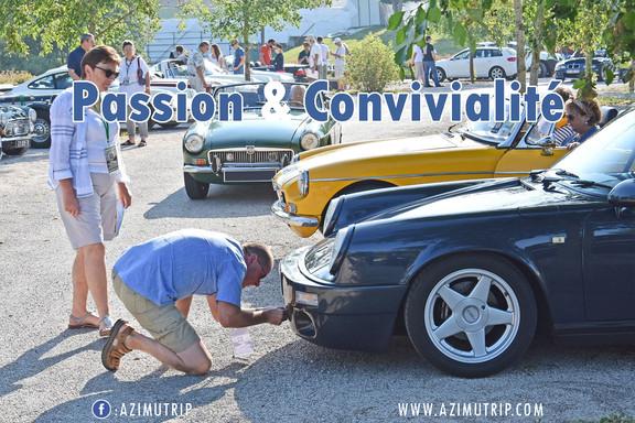 [AUTO] Rallye Gourmand : Passion & Convivialité