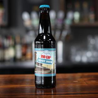 Sno-Cap Root Beer