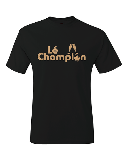 Le Champion Chris Jericho AEW Inspired T-Shirt