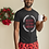 Thumbnail: Go Jesus It's Your Birthday Black Christmas T-Shirt