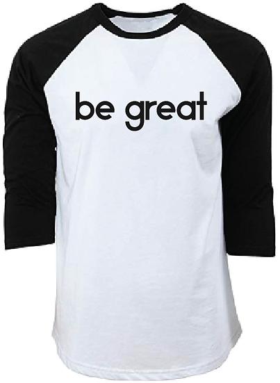 Official Nick Harrison Be Great Baseball Jersey T-Shirt