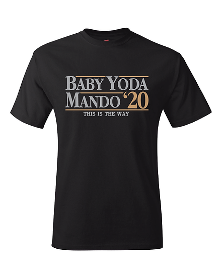 The Mandalorian Baby Yoda 2020 T-Shirt