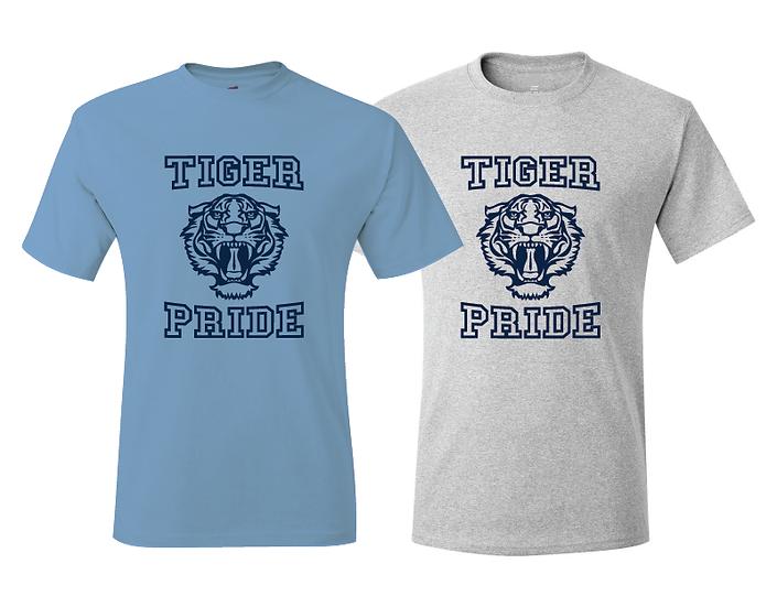13 Reasons Why Liberty High Tiger Pride T-Shirt