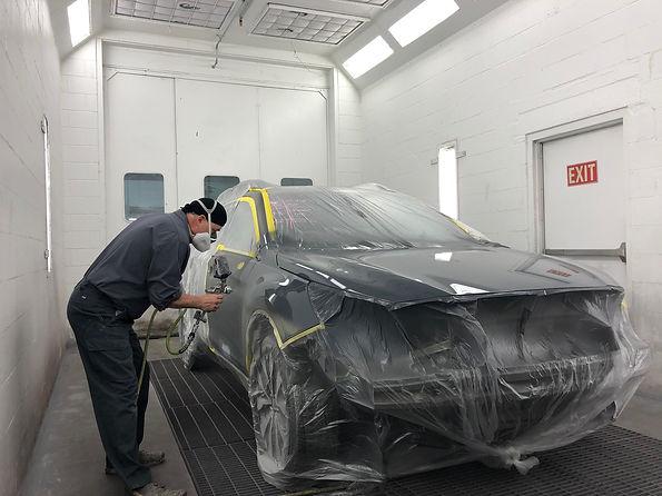 auto paint repair rochester michigan