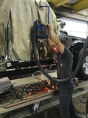 auto frame repair rochester michigan