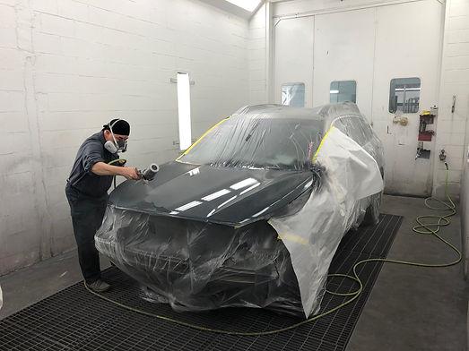 auto paint repair rochester mi