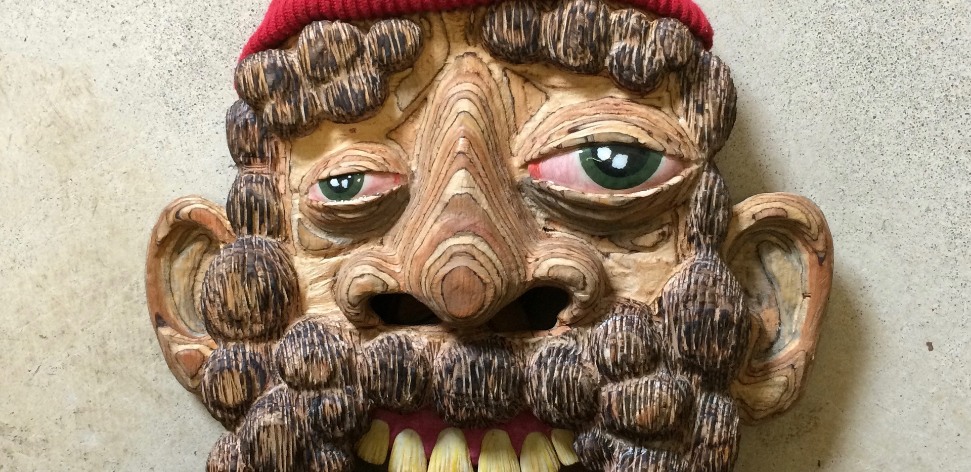Mask 3 (2016)