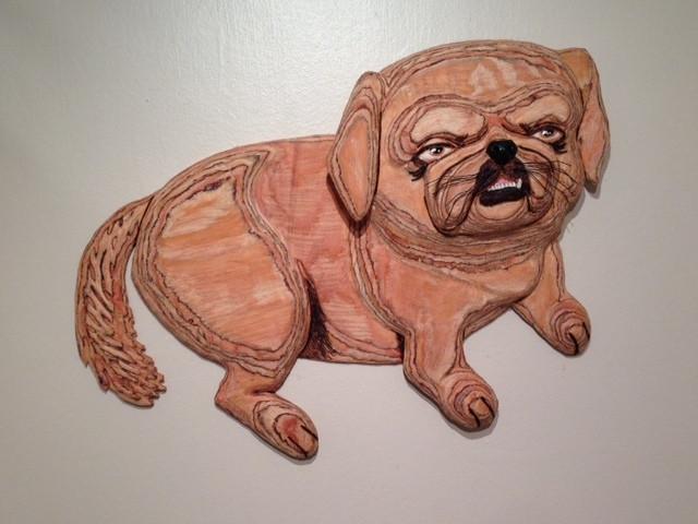 Dog Portrait 1 (2013)