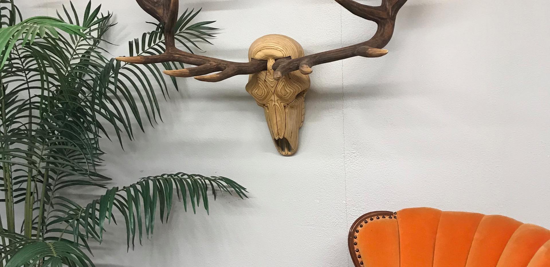 Elk Skull 2 (2018)