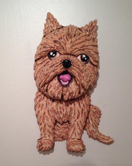 Dog Portrait 4 (2013)