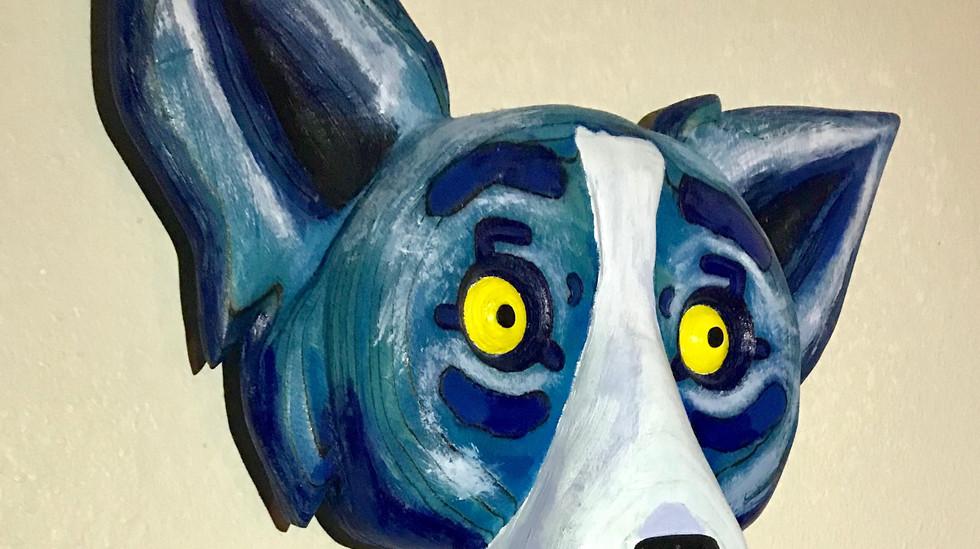 Blue Dog (2018)