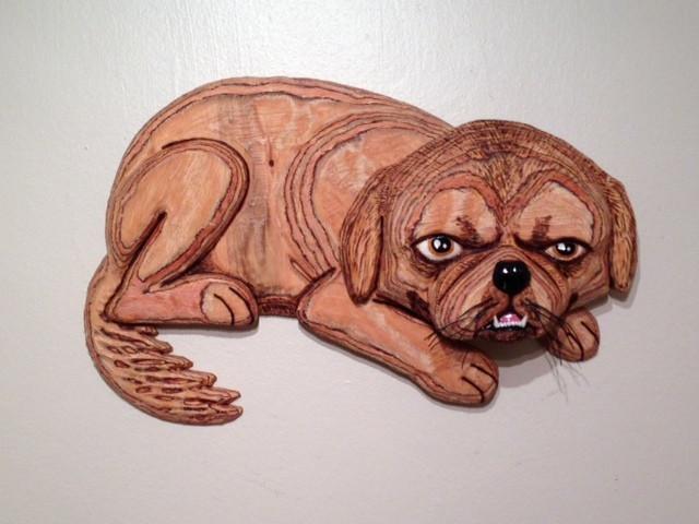 Dog Portrait 2 (2013)