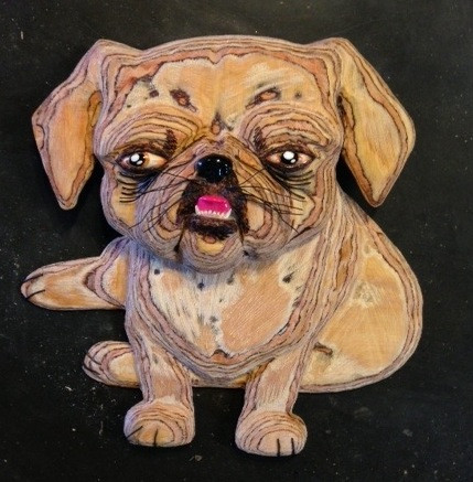 Dog Portrait 3 (2013)