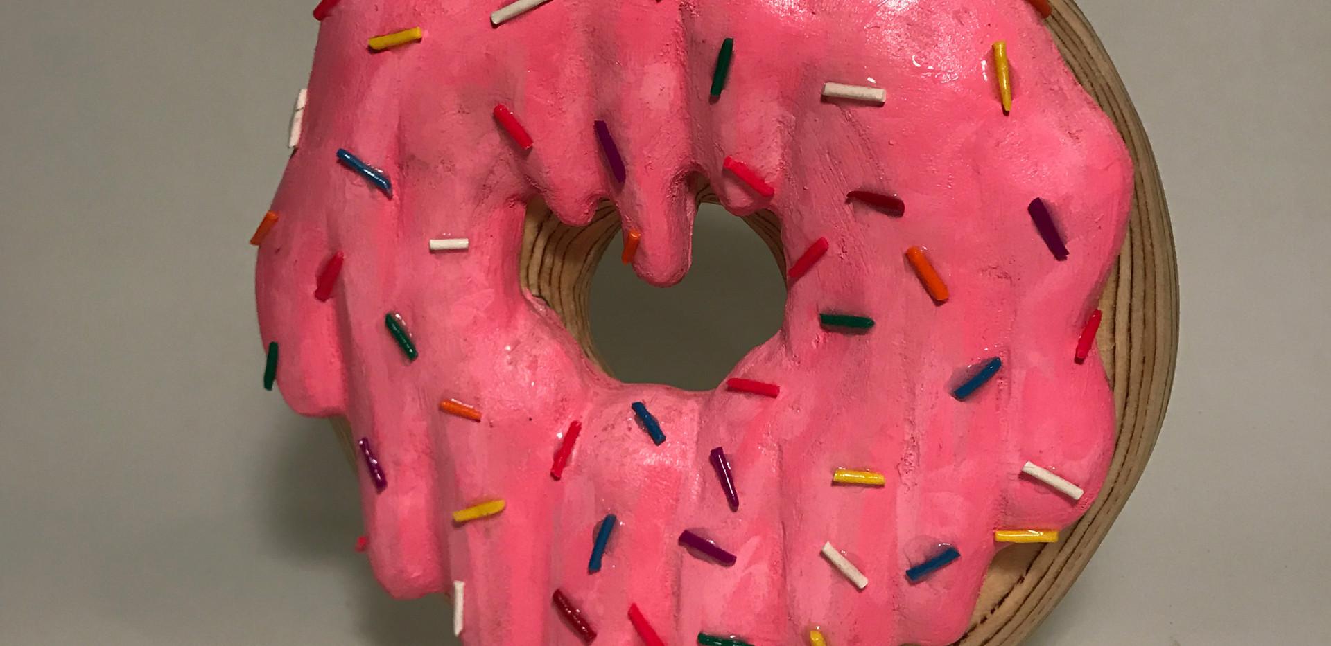 Pink Donut Box (2017)