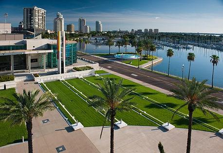 Waterfront Park- St. Pete