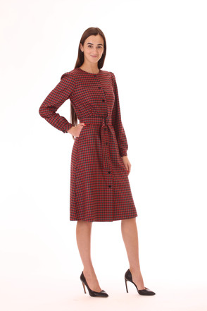 Платье женское 1982.2, размерный ряд 44-50