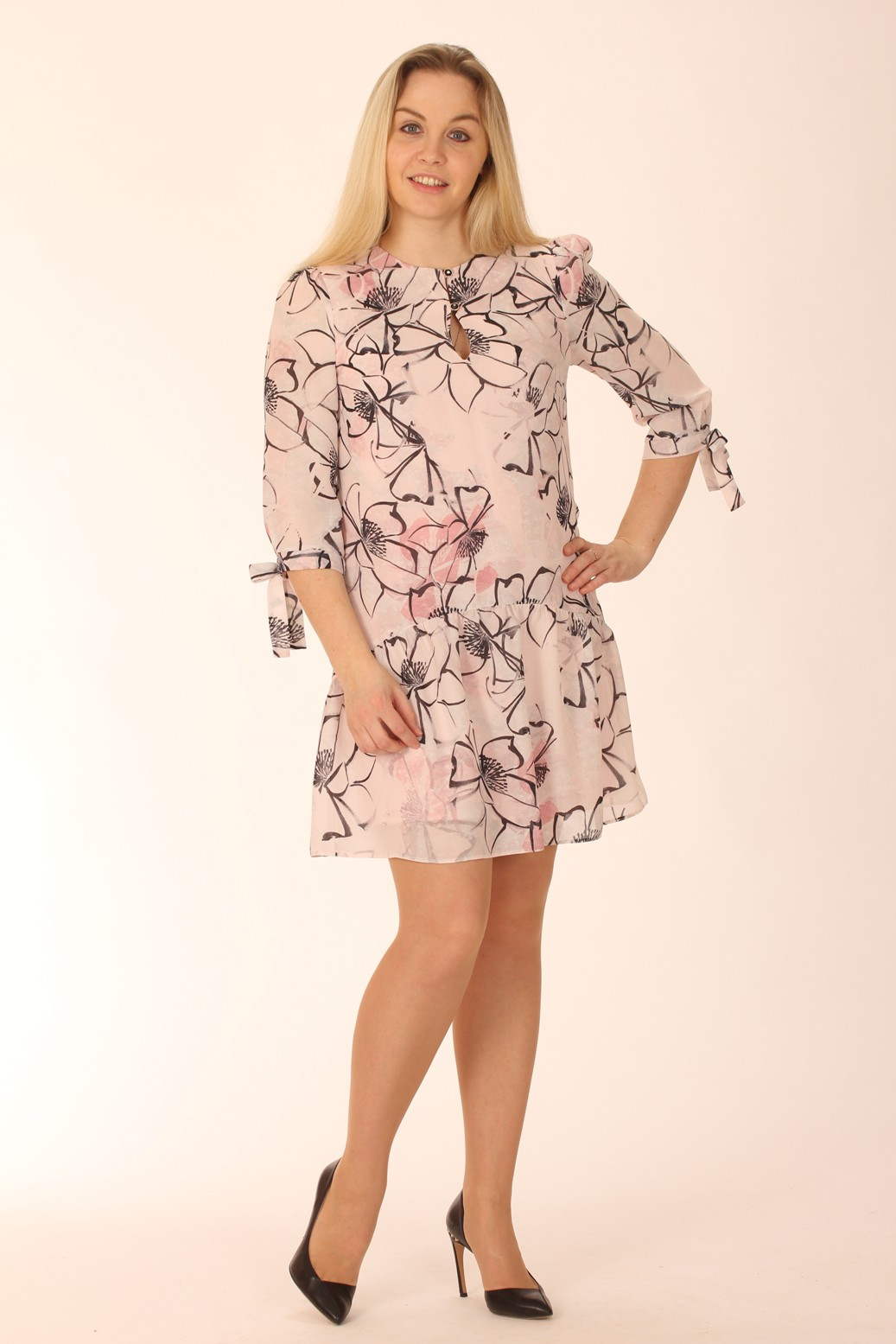 Платье женское1710.3