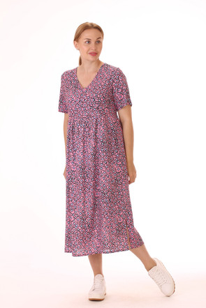 Платье 1970.2, размеры 46-52