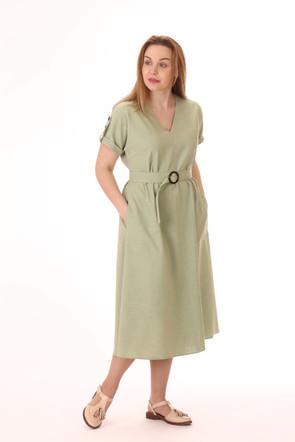 Платье женское 1955.1, размеры 46-52