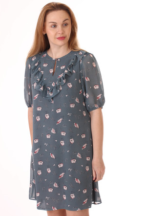 Платье женское 1954.1, размеры 46-52