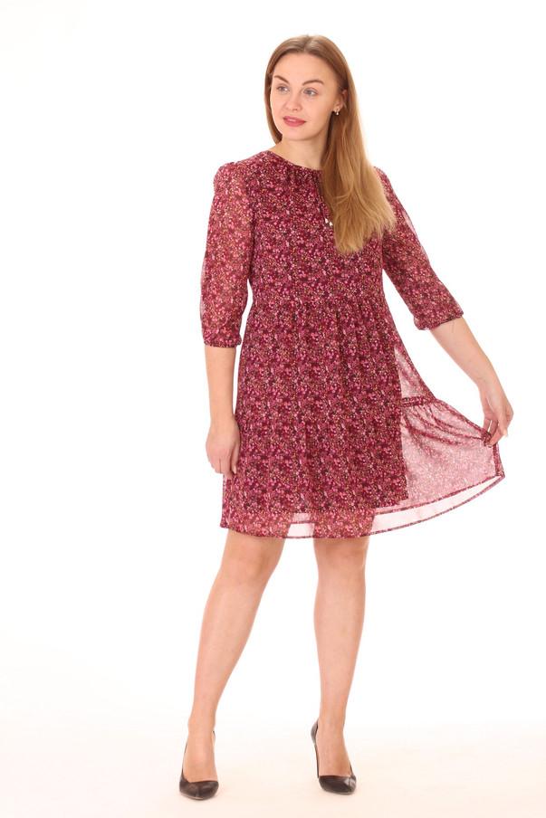 Платье женское 1846.9 размерный ряд 44-50