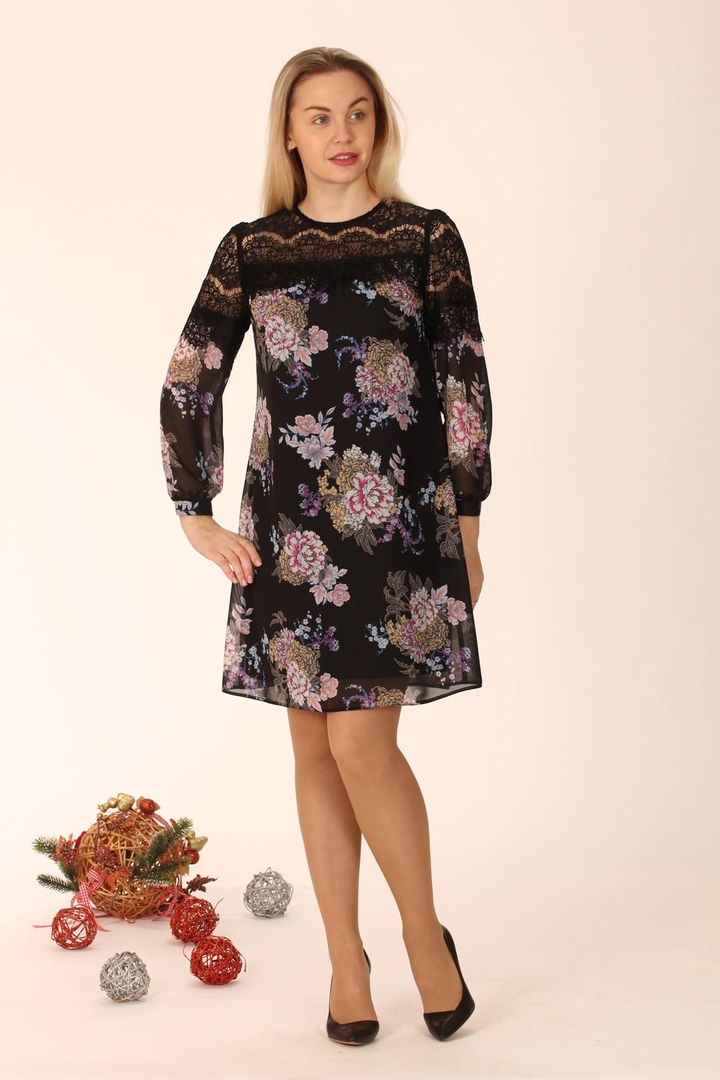 Платье 1802.1