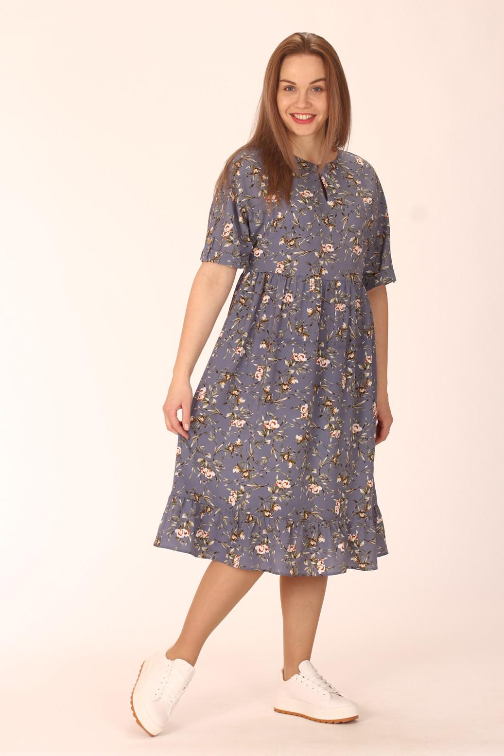 Платье 1851.1