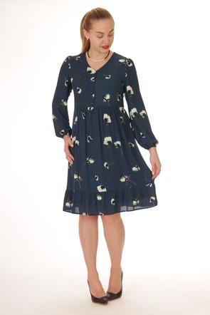 Платье женское 1789.10. Размерный ряд 46-52