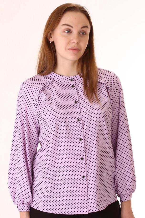 Блуза женская арт.187, размеры 44-52
