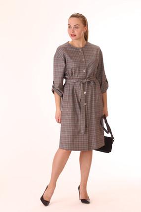 Платье женское 1840.4, размеры 46-52