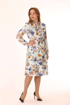 Платье женское 1939.1, размеры 44-50