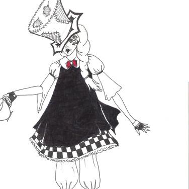 Original Character Renderings