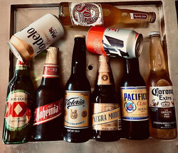 We have added a few more Mexican cerveza