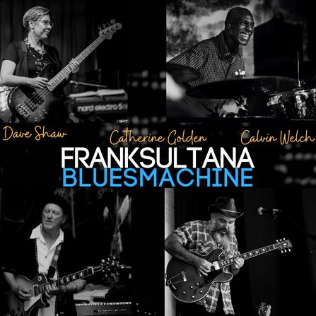 FRANK SULTANA BLUESMACHINE