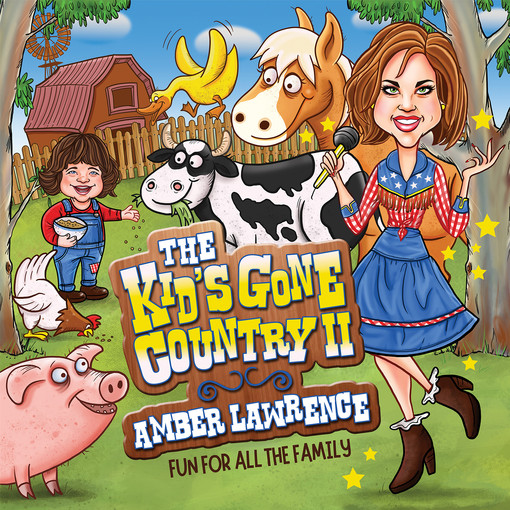 AMBER LAWRENCE - KIDS GONE COUNTRY
