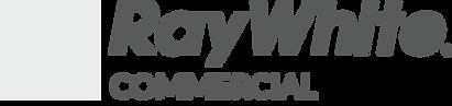 Ray White COMMERCIAL- horizontal logo -