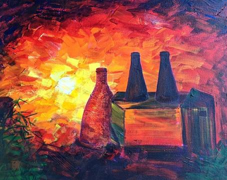 Roslyn Sunset