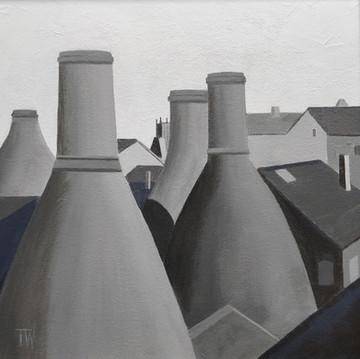 Spode Factory, Stoke, 1936