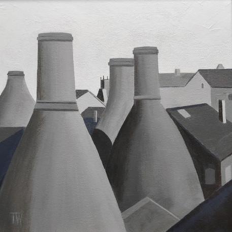 Spode Factory , Stoke, 1936