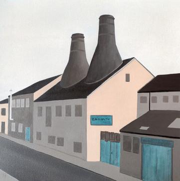 Conway Pottery, Park Lane, Fenton