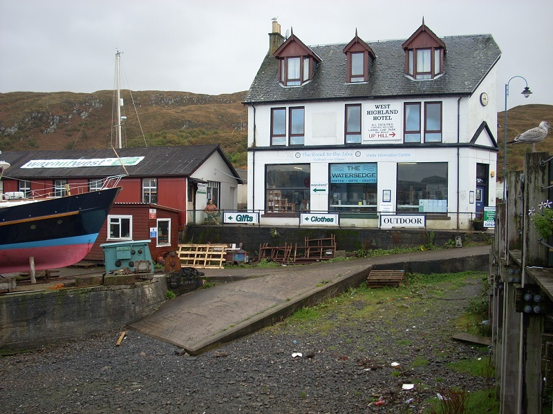 Mallaig Harbour Development