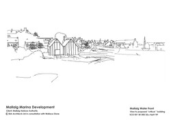 Maillaig Proposed Waterfront