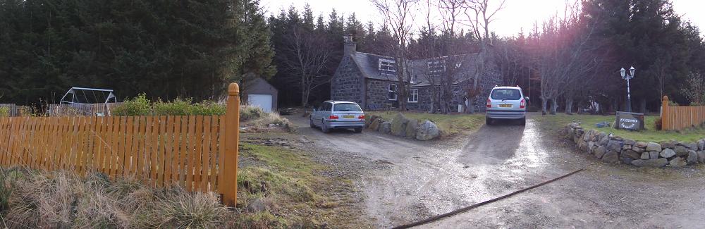 Auchmillie House