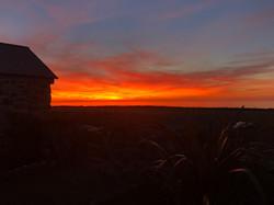 Mango Homes, Beagle Cottage sunset