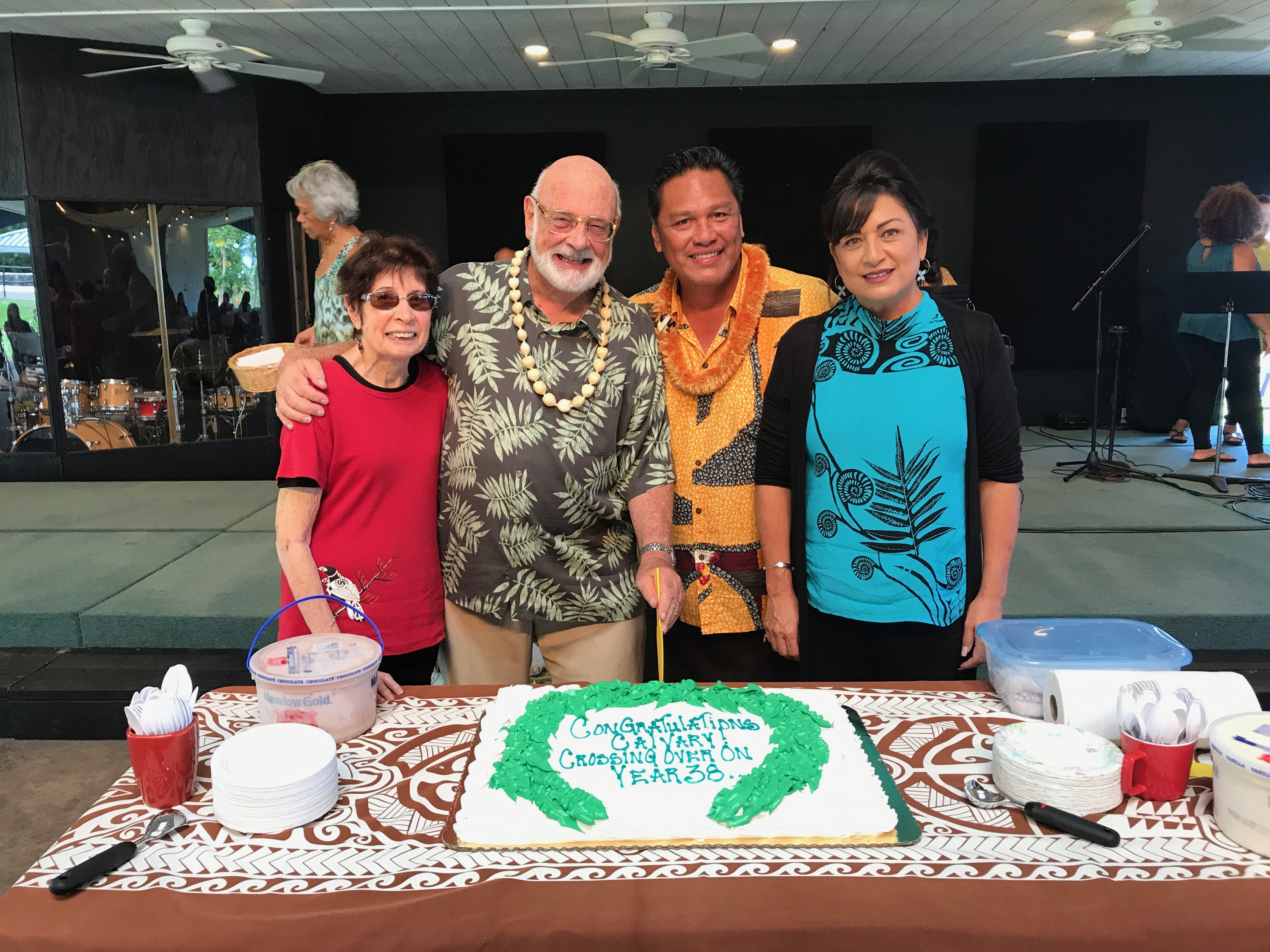 CCC Kona 38th Anniversary Celebratio