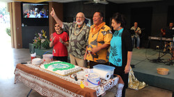 CCC Kona 38th Anniversary Celebratio