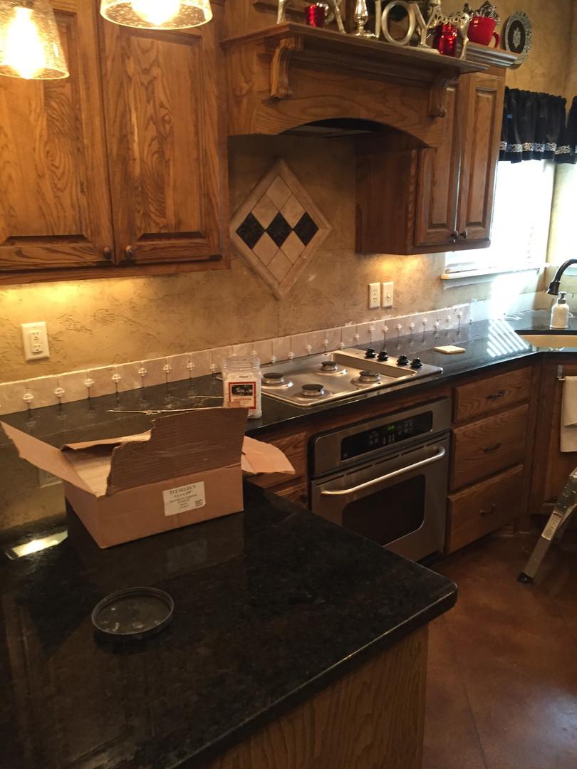 Finished Kitchen